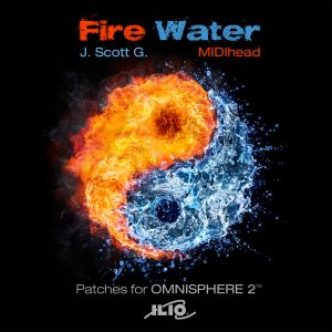 Fire Water - Patches for Spectrasonics Omnisphere 2