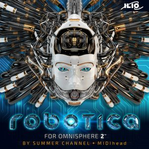 Robotica - Patches for Spectrasonics Omnisphere 2
