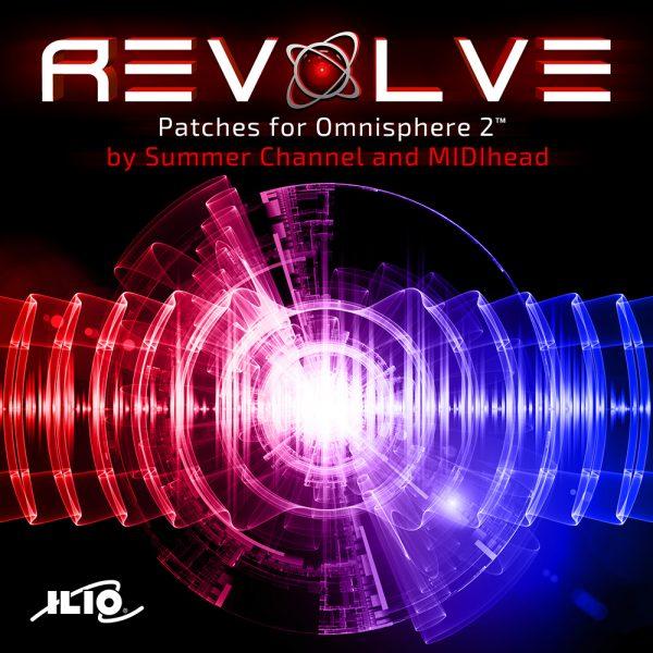 Revolve - Patches for Spectrasonics Omnisphere 2